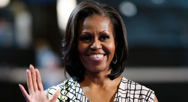 MICHELLE OBAMA-AP PHOTO